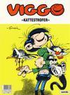 Cover for Viggo (Semic, 1986 series) #11 - Kattestrofer [5. opplag]