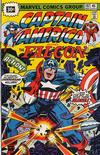 Cover for Captain America (Marvel, 1968 series) #197 [30¢ Price Variant]