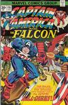 Cover Thumbnail for Captain America (1968 series) #196 [30¢ Price Variant]
