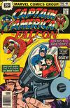 Cover Thumbnail for Captain America (1968 series) #198 [30¢ Price Variant]