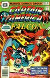 Cover Thumbnail for Captain America (1968 series) #199 [30¢ Price Variant]