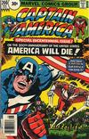 Cover for Captain America (Marvel, 1968 series) #200 [30¢ Price Variant]