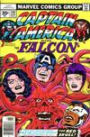 Cover for Captain America (Marvel, 1968 series) #210 [35¢ Price Variant]