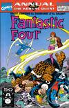 Cover for Fantastic Four Annual (Marvel, 1963 series) #24 [Direct]