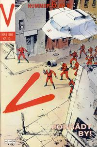 Cover Thumbnail for V-serien (Semic, 1986 series) #6/1986
