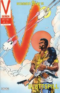 Cover Thumbnail for V-serien (Semic, 1986 series) #2/1987