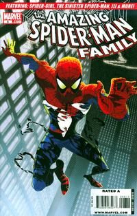 Cover Thumbnail for Amazing Spider-Man Family (Marvel, 2008 series) #8