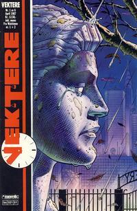Cover Thumbnail for Vektere (Semic, 1987 series) #1