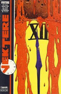 Cover Thumbnail for Vektere (Semic, 1987 series) #6