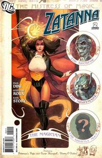 Cover Thumbnail for Zatanna (DC, 2010 series) #2