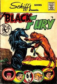 Cover Thumbnail for Black Fury (Charlton, 1959 series) #9 [Schiff's Shoes]