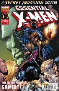 Cover Thumbnail for Essential X-Men (Panini UK, 2010 series) #5