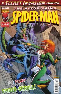 Cover Thumbnail for Astonishing Spider-Man (Panini UK, 2009 series) #12