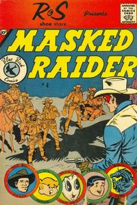 Cover Thumbnail for Masked Raider (Charlton, 1959 series) #4 [R & S Shoe Store]