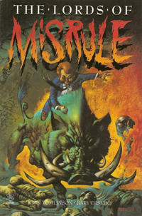 Cover Thumbnail for The Lords of Misrule (Atomeka Press, 1993 series)