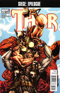Cover Thumbnail for Thor (Marvel, 2007 series) #610