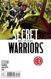 Cover Thumbnail for Secret Warriors (Marvel, 2009 series) #16