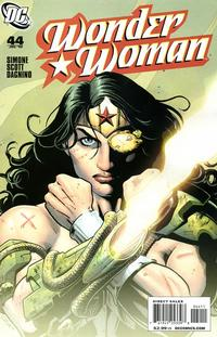 Cover Thumbnail for Wonder Woman (DC, 2006 series) #44