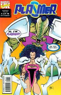Cover Thumbnail for Plasmer (Marvel, 1993 series) #1