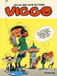 Cover Thumbnail for Viggo (Interpresse, 1979 series) #2 - Alle er ute etter Viggo [1. opplag]