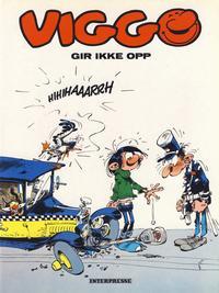 Cover Thumbnail for Viggo (Interpresse, 1979 series) #3 - Viggo gir ikke opp [1. opplag]