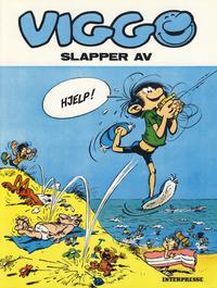 Cover Thumbnail for Viggo (Interpresse, 1979 series) #4 - Viggo slapper av [1. opplag]