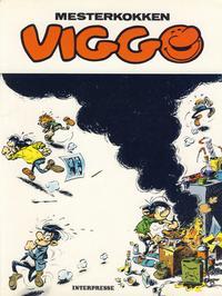 Cover Thumbnail for Viggo (Interpresse, 1979 series) #6 - Mesterkokken Viggo