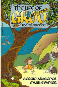Cover Thumbnail for The Life of Groo the Wanderer (Marvel, 1993 series)