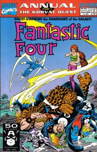 Cover Thumbnail for Fantastic Four Annual (Marvel, 1963 series) #24 [Direct Edition]