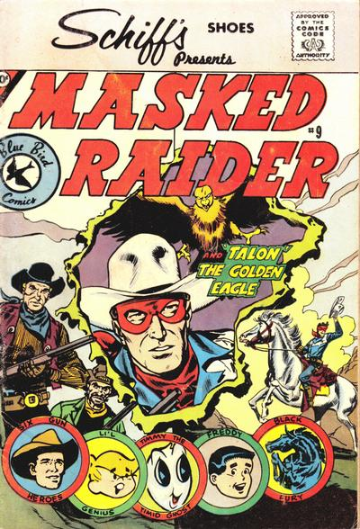 Cover for Masked Raider (Charlton, 1959 series) #9