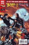 Cover Thumbnail for X-Men vs. Agents of Atlas (2009 series) #2 [Variant Edition]