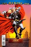 Cover for Thor (Marvel, 2007 series) #610 [Heroic Age Variant]