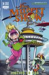 Cover Thumbnail for The Muppet Show: The Comic Book (2009 series) #2 [Emerald City Comicon Limited Edition]