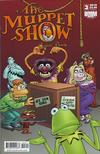 Cover Thumbnail for The Muppet Show: The Comic Book (2009 series) #3 [Cover B]
