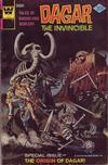 Cover for Tales of Sword and Sorcery Dagar the Invincible (Western, 1972 series) #18 [Whitman Variant]
