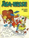 Cover for Åsa-nisse julealbum (Semic, 1982 series) #1983