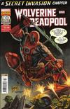 Cover for Wolverine and Deadpool (Panini UK, 2010 series) #7