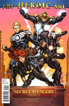 Cover for Secret Avengers (Marvel, 2010 series) #1 [Heroic Age Variant]
