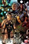 Cover Thumbnail for Secret Avengers (2010 series) #1 [Marko  Djurdjevic Variant Cover]
