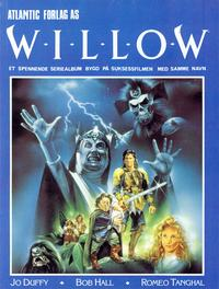 Cover Thumbnail for Willow (Atlantic Forlag, 1989 series)