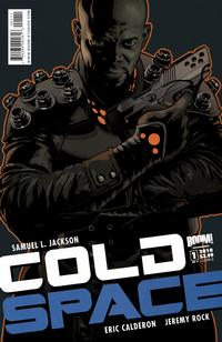 Cover Thumbnail for Cold Space (Boom! Studios, 2010 series) #1