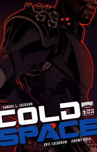 Cover Thumbnail for Cold Space (Boom! Studios, 2010 series) #2