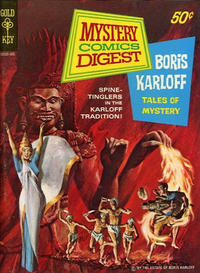 Cover Thumbnail for Mystery Comics Digest (Western, 1972 series) #14