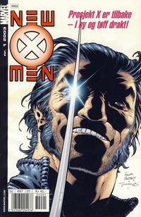 Cover Thumbnail for X-Men (Hjemmet / Egmont, 2003 series) #1/2003