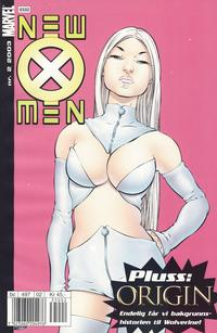 Cover Thumbnail for X-Men (Hjemmet / Egmont, 2003 series) #2/2003