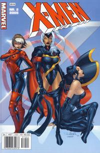Cover Thumbnail for X-Men (Hjemmet / Egmont, 2003 series) #2/2005