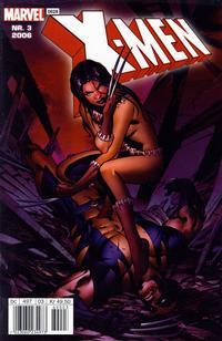 Cover Thumbnail for X-Men (Hjemmet / Egmont, 2003 series) #3/2006