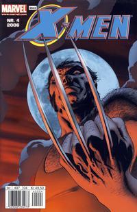 Cover Thumbnail for X-Men (Hjemmet / Egmont, 2003 series) #4/2006