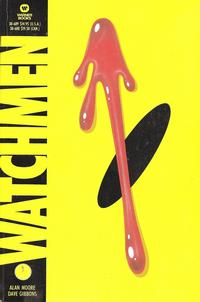 Cover Thumbnail for Watchmen (Warner Books, 1987 series)