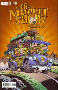 Cover Thumbnail for The Muppet Show: The Comic Book (Boom! Studios, 2009 series) #1